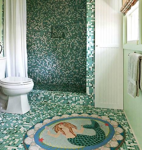 Nautical Cottage Decor Idea with Soft Blue Color_8
