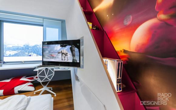 Star Wars Boy Bedroom Idea by Rado Rick Designers_1