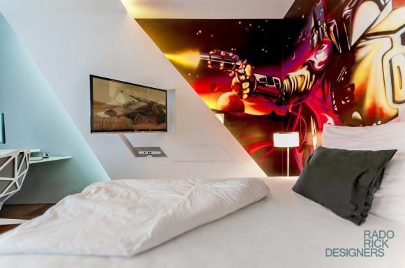 Star Wars Boy Bedroom Idea by Rado Rick Designers_2