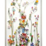 Amazing 3D Botanical Flower Constructions by Anne Ten Donkelaar