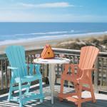 Long Adirondack Chairs