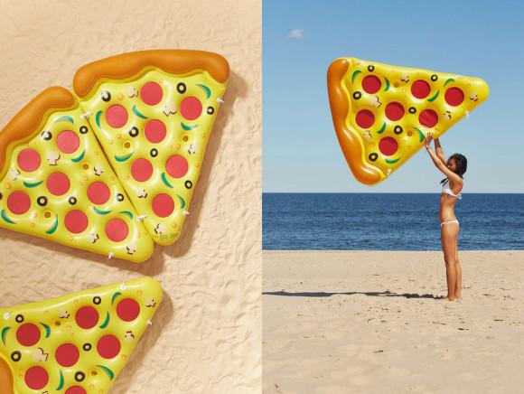 Pizza Slice Pool Float for Summer