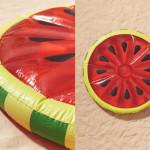 Watermelon Slice Pool Float for Summer
