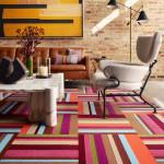 Colorful Modular Carpet Tiles from FLOR_1