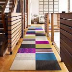 Colorful Modular Carpet Tiles from FLOR_12