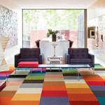 Colorful Modular Carpet Tiles from FLOR_2