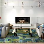 Colorful Modular Carpet Tiles from FLOR_9