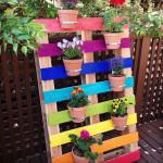 Unique Indoor Plant Container Ideas Pallet
