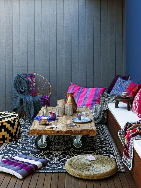 Colorful Boho Home Decor Ideas_10