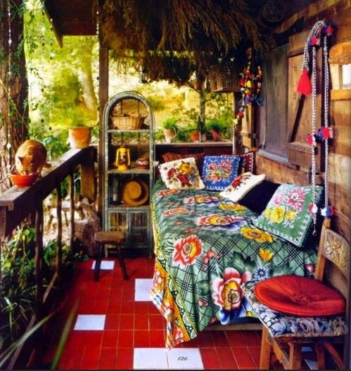 Colorful Boho Home Decor Ideas_11