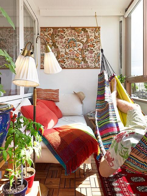 Colorful Boho Home Decor Ideas_13