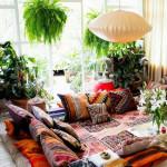 Colorful Boho Home Decor Ideas_2