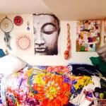 Colorful Boho Home Decor Ideas_3