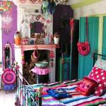 Colorful Boho Home Decor Ideas_8
