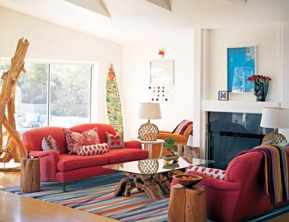 Colorful Boho Home Decor Ideas_9