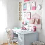 Practical, Creative, Decorative Pegboard Ideas for Workspace_1